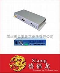 GSM防盗系统接警中心