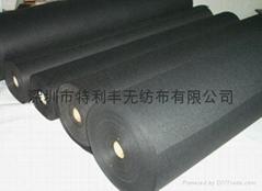 黑纤维纸朴