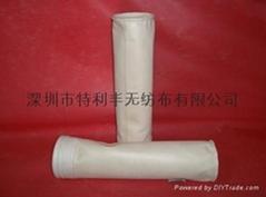 高温PPS耐酸碱除尘布袋