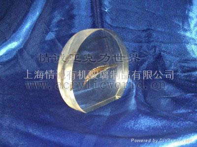 上海水晶胶工艺品 4