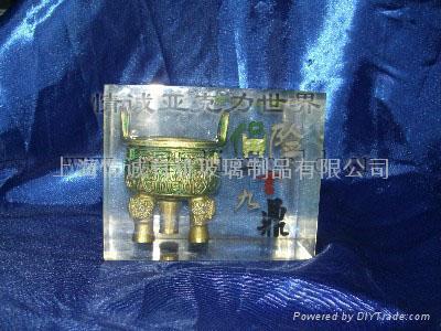 上海水晶胶工艺品 5