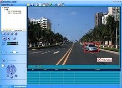 Intelligent video analysis DVS