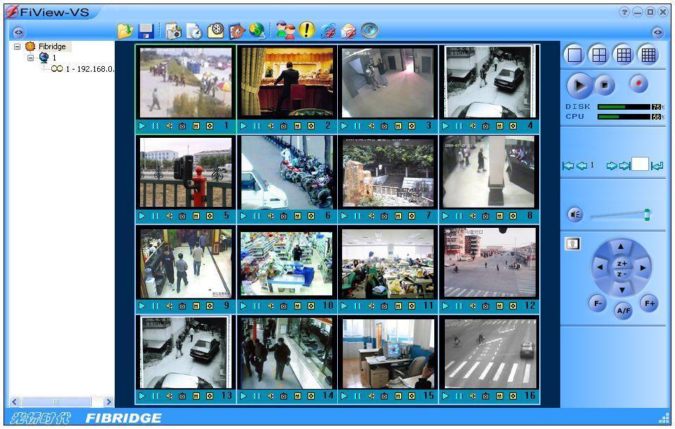 DVP网络视频监控管理平台 - F15-P-A - 北京光