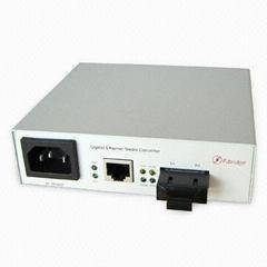10/100M & Gigabit Media Converter