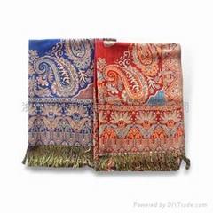 新款PASHMIINA围巾