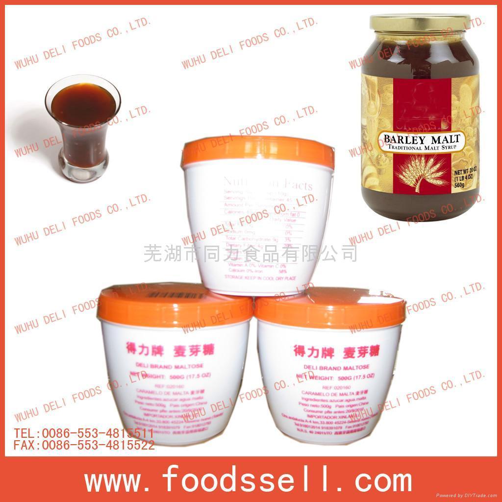 Maltose Syrup - DL-089 - DELI (China Manufacturer) - Sugar ...
