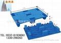黑龍江煙草專用平板九腳塑料托盤