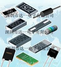薄膜电流感应贴片电阻