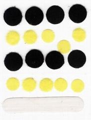 背膠沖型魔朮貼、粘扣帶、電線綁帶