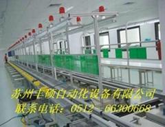 蘇州汽車塗裝線,塗裝設備,烤漆線,吊挂線