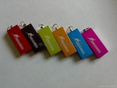 Mini rolling USB Driver