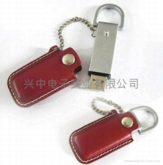 Real Leather USB Driver