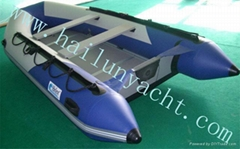 inflatable plywood boat(CE)