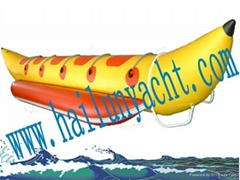 inflatable banana boat(CE)
