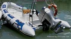 RIB boat(CE)