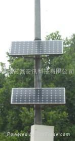 太阳能监控供电系统 3