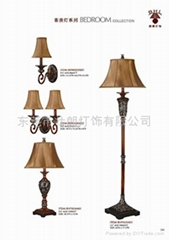 2012 Hotel and Room Lamps and Lightings in Bedroom collection