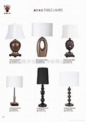 2012-1 酒店客房照明燈具