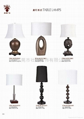 2012-1 Hotel and Room Lamps and Lightings in Bedroom collection