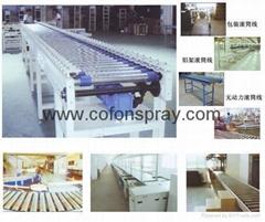 Suzhou oven,spray Shanghai conveyor C-08