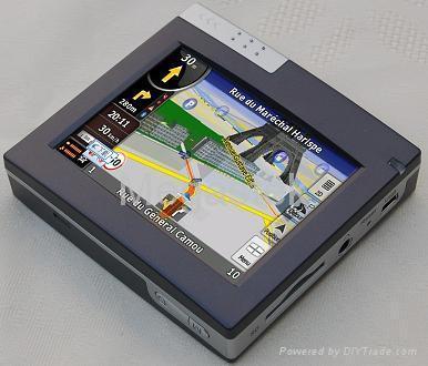 "3.5"" GPS NAVIGATION 1"
