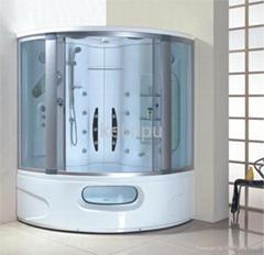 jacuzzi shower room