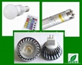 Energy-saving LED lights lamps, LED spotlight, LED downlight, LED lighting