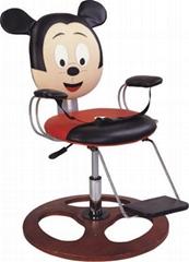 儿童休閑理髮椅