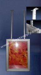 slim light box stand