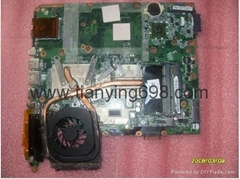 HP DV7  AMD  motherboard 509403-001 509404-001