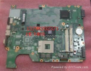 DAOUP6MB6CO,HP CQ61 主板,LG40 集成显卡主板 1