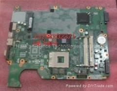 DAOUP6MB6CO,HP CQ61 主板,LG40 集成显卡主板