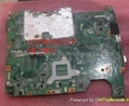 DAOUP6MB6CO,HP CQ61 Motherboard,LG40 Integrated graphics 2