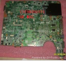 DAUT3DMB8BO LAPTOP Motherboard,HP DV7 PM45 DDR2 Motherboard  2