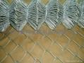 鍍鋅 浸塑 PVC 勾花網