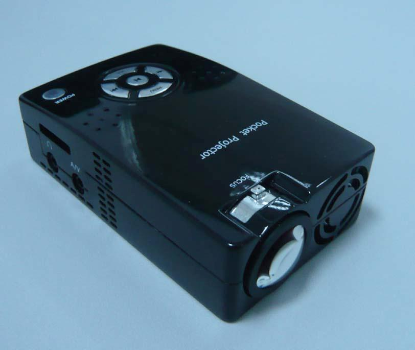 Micro projector h01 butterfly china other consumer for Micro video projector