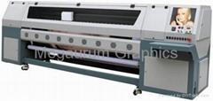 Wit color large format printer/ solvent printer-ULTRA 1000 - Spectra NOVA 256