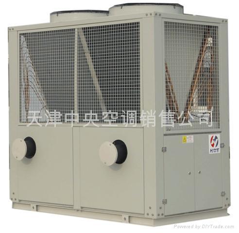 一拖多中央空调 数码多联中央空调 风机盘管 组合式空气处理机组 洁净
