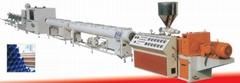 UPVC pipe machine