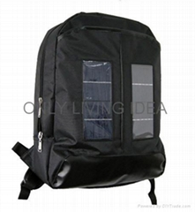 Outdoor Solar Charger Backpack
