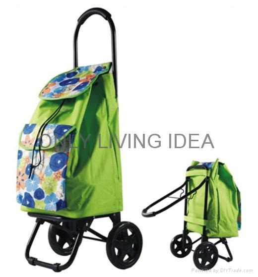 Foldable Shopping Trolley Bag - AC-WB511 (China Manufacturer ...