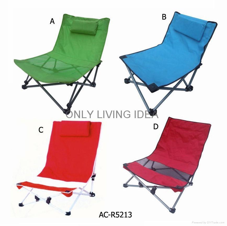 Folding Beach Chair 3