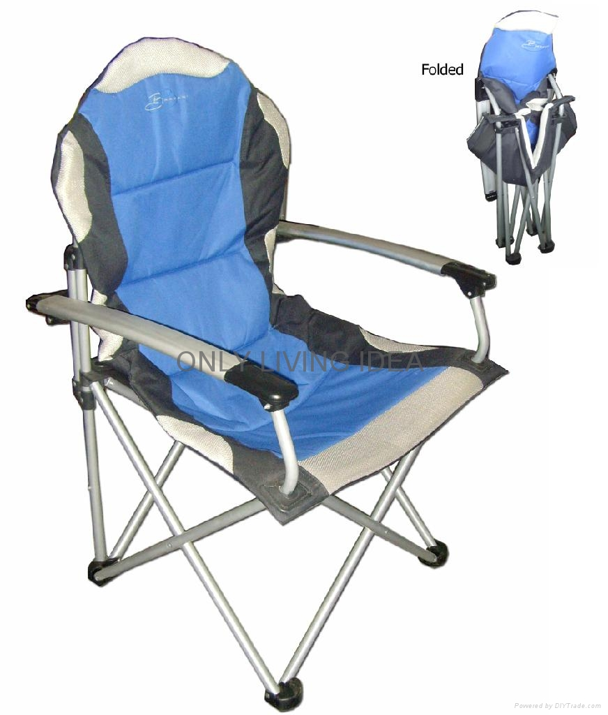 Luxury camping chair ac r6488 only china manufacturer travel outdoor camping sport