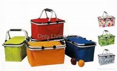 Foldable Shopping Baskets