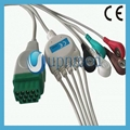 GE-Marquette ecg cable with leadwires (Hot Product - 1*)