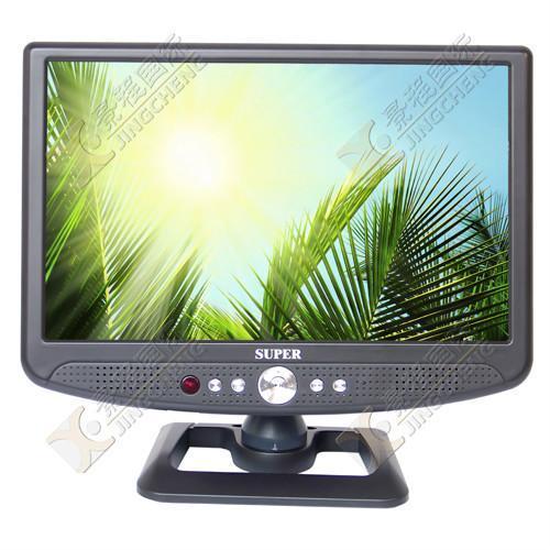 10.2寸车载液晶电视带AV输入 3