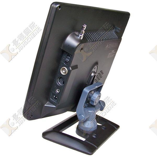 10.2寸车载液晶电视带AV输入 4