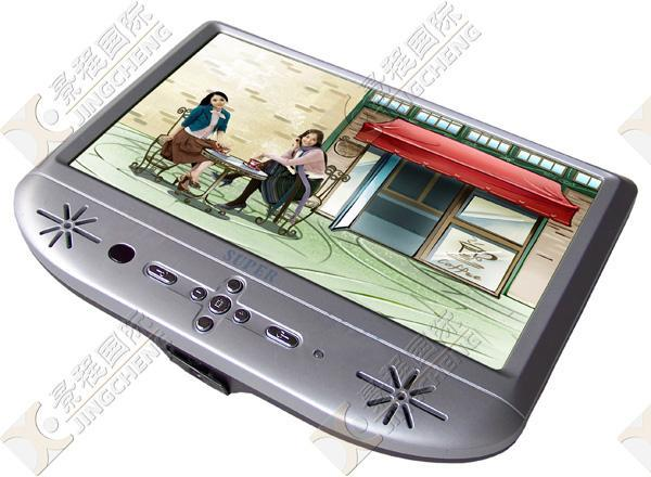 8.5寸車載液晶電視帶AV輸入 3