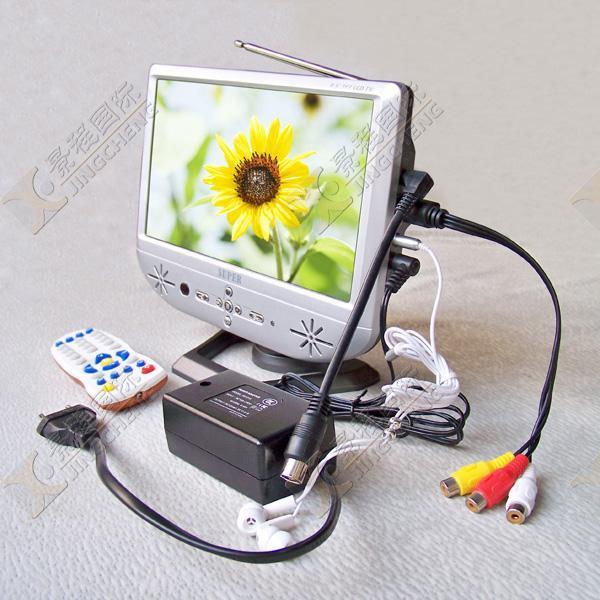 8.5寸車載液晶電視帶AV輸入 5