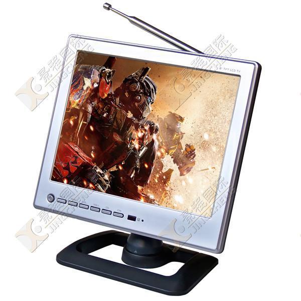 8寸三合一車載液晶顯示器 電視機 1